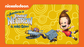 Las aventuras de Jimmy Neutrón, el niño genio