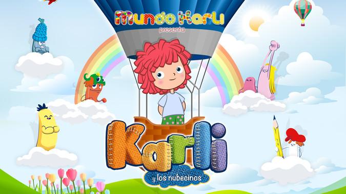 MUNDO KARLI Presenta: Karli y los nubecinos
