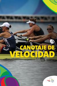 Rio 2016: Canotaje de velocidad