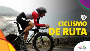 Rio 2016: Ciclismo de ruta