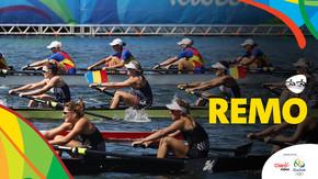 Rio 2016: Remo